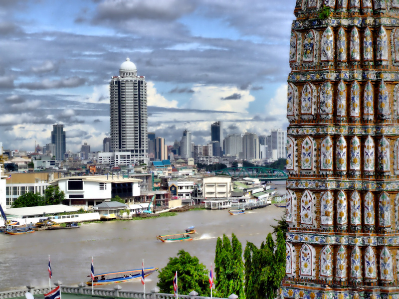 First impressions of Bangkok