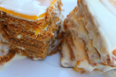 Mango Float from The Philippines