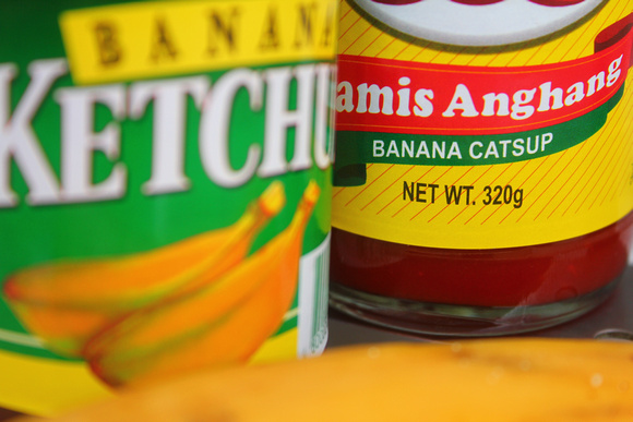 Banana Ketchup from The Philippines