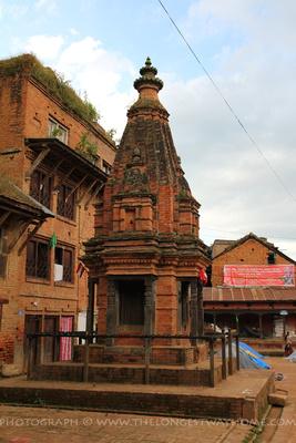 Pasupatinath temple Panauti Nepal