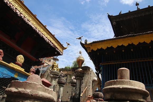 Narayan temple in Bhaktapur