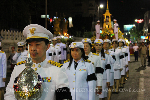 Thai Navy in Parade