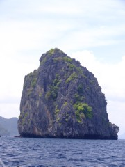 The island the is cathedral cave