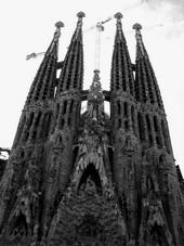 Sagrada la Familia, Barcelona