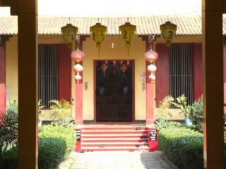 Korean Buddest Temple in Saranath
