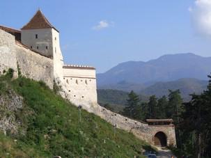 Rasnov Castle Transylvania, Romania