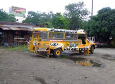 Brand New Filippino Jeepney