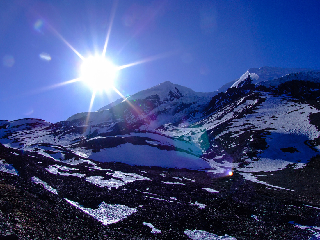 Nepal at 5,000m
