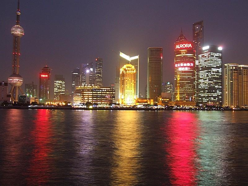 The Bund, Shanghai, China - Final Destination (click to enlarge)