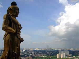 View over Penang