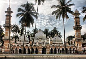 Jame Mosque Kuala Lumpur