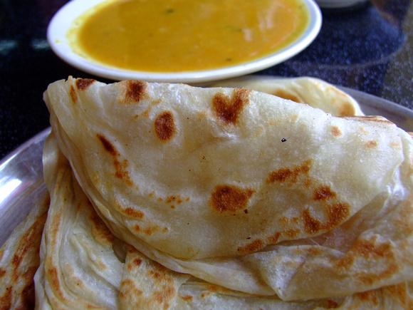 Roti Canai from Malaysia