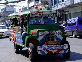 Downtown Jeepney