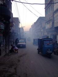 Streets of Peshawar, Pakistan