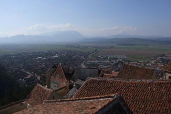 Skyline, Transylvania