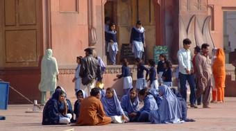 Lahore Badshadi Mosque