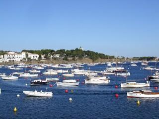 Boats in Spain