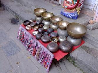 Singing Bowls, Kathmandu