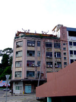 Old buildings in Sandakan