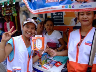 The usb internet solution for travel in the Philippines