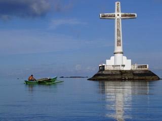 Sunken Cemetry, Camiguin Island