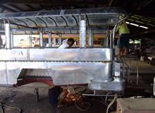 Filippino Jeepney body