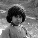 Afghan Girl - Pakistan Refugee Camp