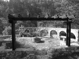 Cemetery, Bran Castle