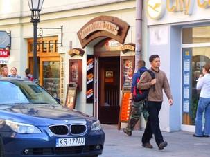 Down town Krakow