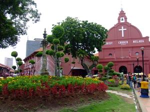Dutch Square Malacca
