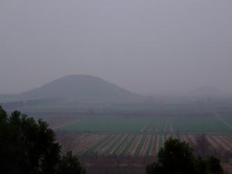 Piramid in China