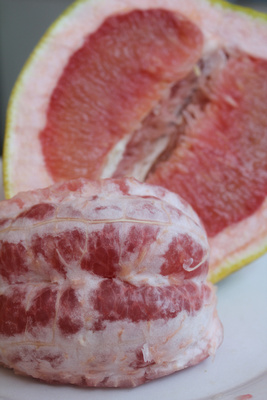 Pomelo fruit from The Philippines