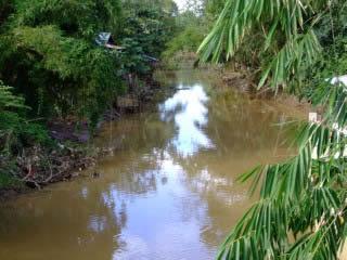 River in Mindanao