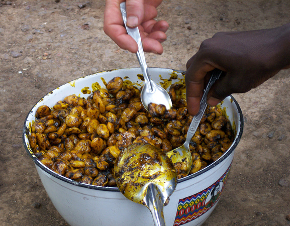 Sharing Beans in Nigeria