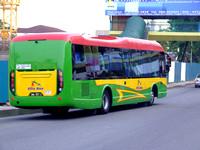 Public Bus in Kota Kinabalu