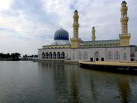 City Mosque in Likas, Kota Kinabalu